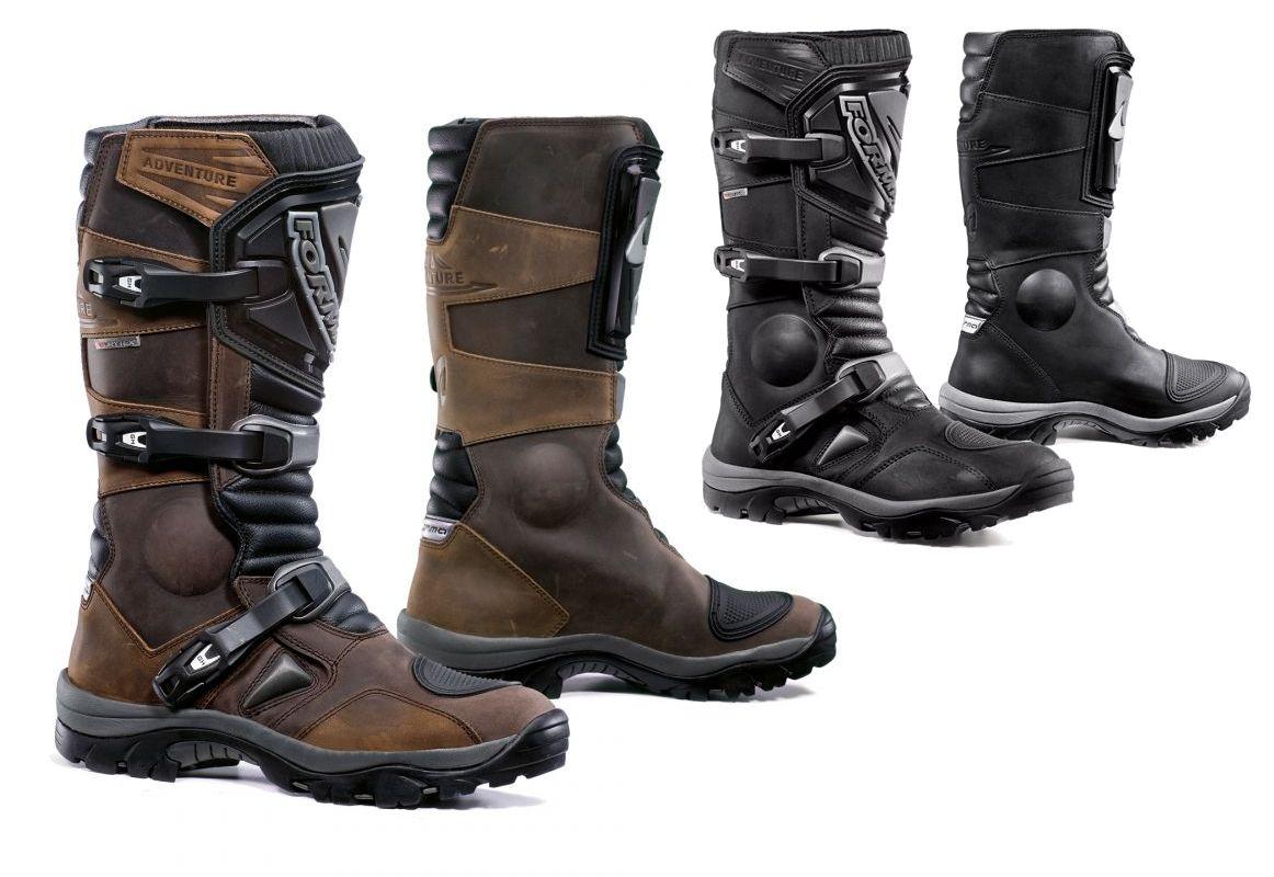 Forma Adventure Boots Waterproof Off Road Enduro Green